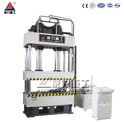 200吨三梁四柱液压机(YW32-200T)三梁四柱油压机