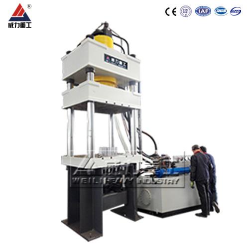 315吨三梁四柱液压机(YW32-315T)三梁四柱油压机