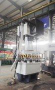 630吨不锈钢拉伸四柱液压机的径向力介绍